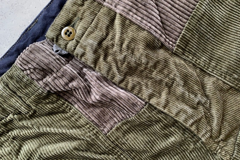 Engineered Garments Fatigue Pant Olive 8W