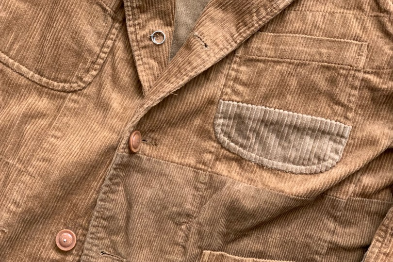 Engineered Garments Bedford Jacket Chestnut 8W