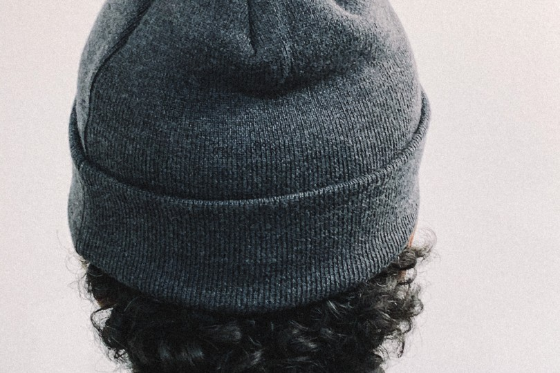 Norse Projects Beanie Top Beanie Charcoal Melange