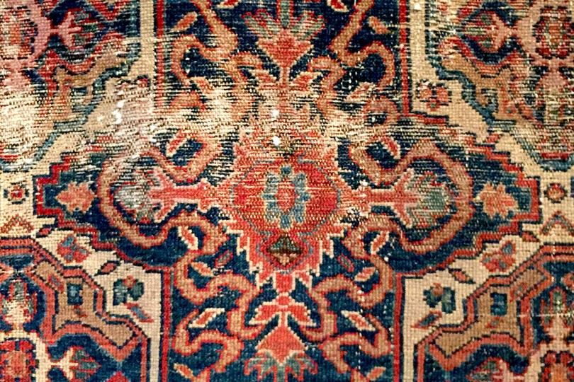 Independence Vintage Goods 19th Persian Rug Vintage