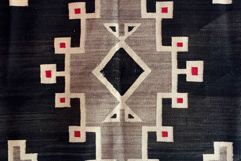 Independence Vintage Goods 19th Century Navajo Blanket  Vintage