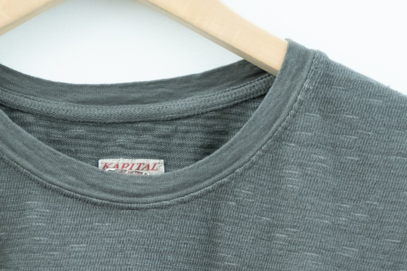 Kapital Knit Pocket T I-B