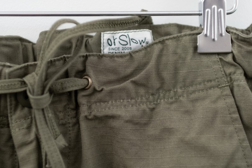 Orslow New Yorker Shorts 76 Army