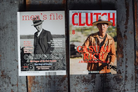 Men's File/Clutch Issue 16 Men's File And Clutch Double Issue